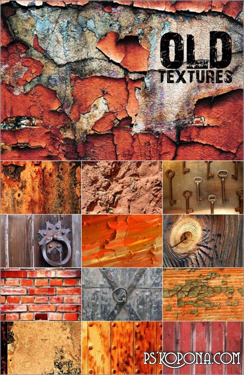 Photostock Old wall textures