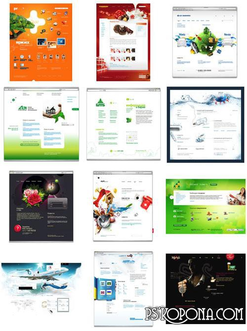 web menu design inspiration iPod 4th Generation Front Panel iPod 4th Generation Back