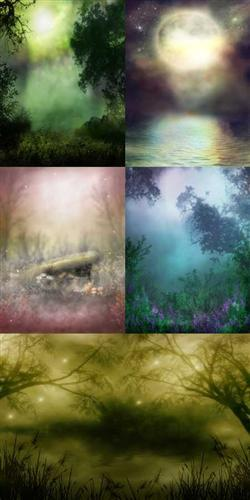 backgrounds for photoshop free download. Download free quot;Misty fairy
