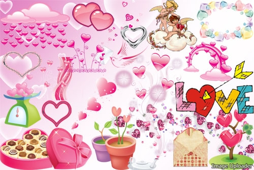 Scrap-kit love free download