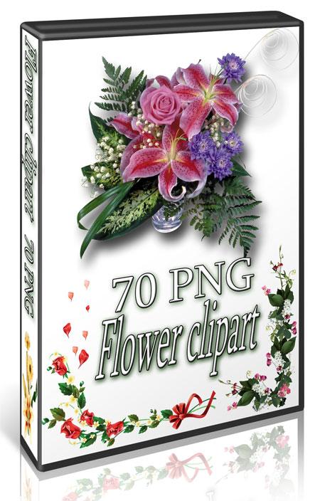 flower clip art png. Flower Clipart / 70 Png