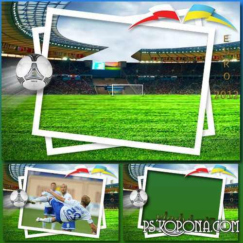 Man's Frame - Football, Euro 2012