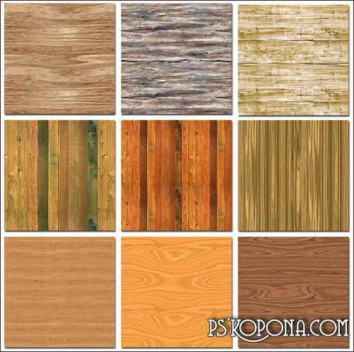 Textures for Photoshop - Plank ( free wood textures, free download )
