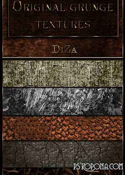 Original grunge textures ( free textures, free download )