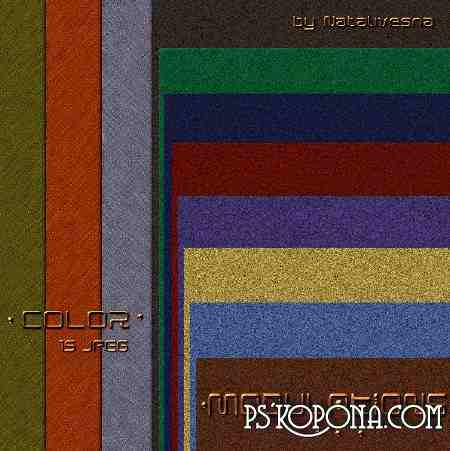 Textures for Design - Color Modulations