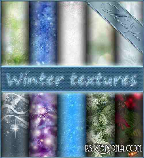 Winter textures for your creativity ( free textures, free download )
