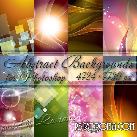 Backgrounds for Photoshop - Abstract