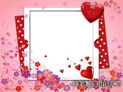 Valentine-frame - Romantic from VARENICH
