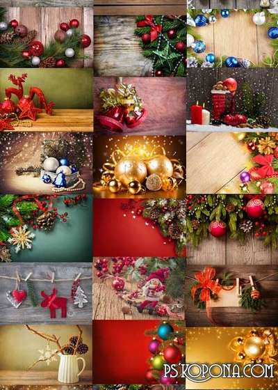 Beautiful Christmas backgrounds - 4
