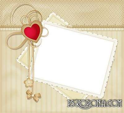 Photoframe - Tender Valentine