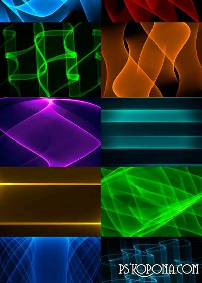 Abstract glowing lines textures ( free abstract textures, free download )