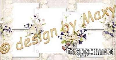 Wedding photo book templates psd - Beautiful Wedding