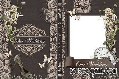 Wedding Cover and the blowing DVD - Day Wedding