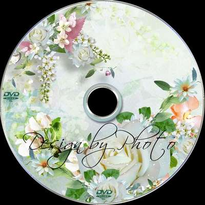 Cover to DVD - Wedding