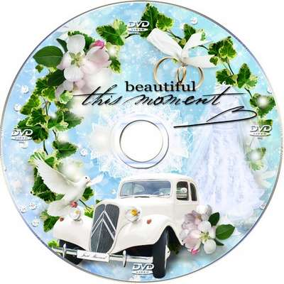 Free Gorgeous wedding set - blowing the cover on the disc - Beautiful this moments