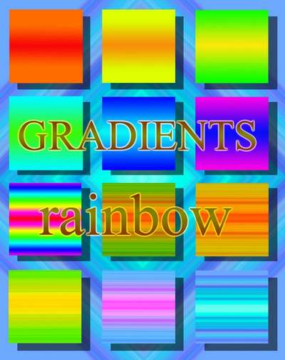 Gradients-iridescent
