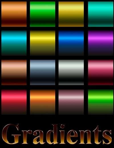 159 Gradients for Photoshop