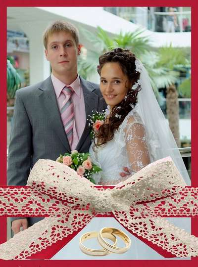 Cover DVD – Our wedding
