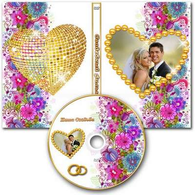 Collection from 6 wedding covers DVD