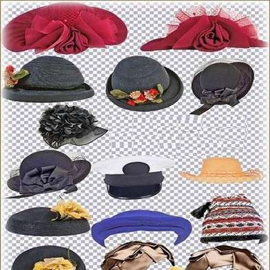 PNG images Hats, caps - Clipart png on a transparent background - Free download