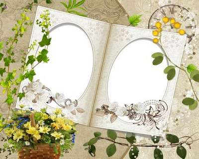 PNG Photo frame + frame psd - Together forever