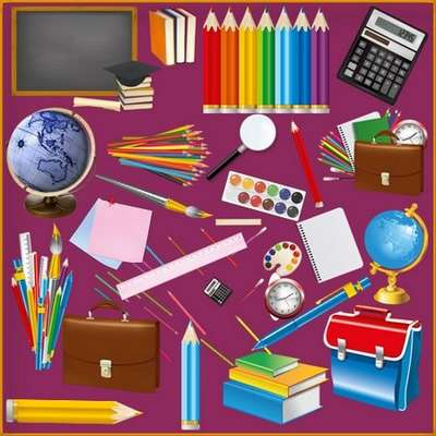 Clipart - schools, offices