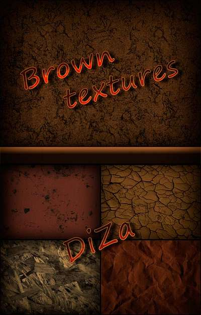 Brown photoshop textures