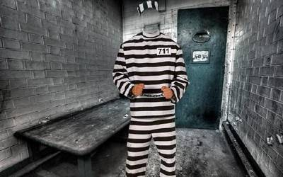 Template psd costume - Prisoner