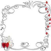 8 PNG Frames-cutouts - Simple and beautiful