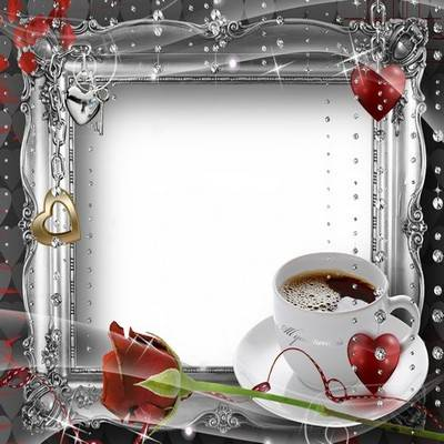 Love Frame Photoshop - free specially for you and your friends in facebook