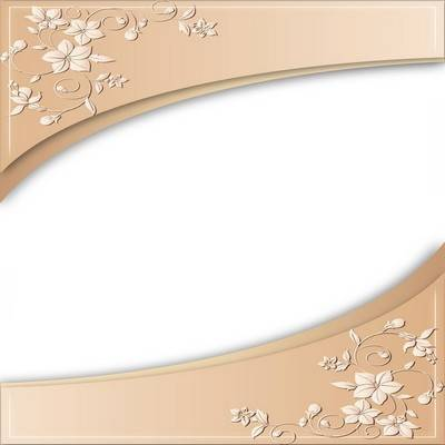 Photoframe - Romantic Flowers