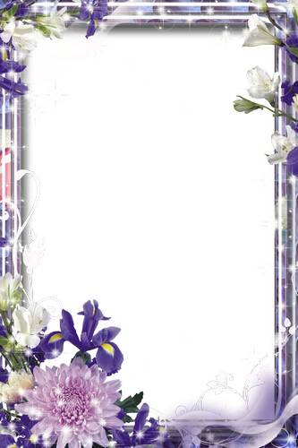 Collection PNG frames - Let your world be fabulous