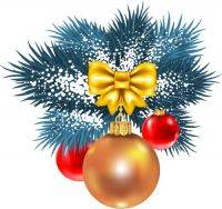 2016 Christmas PNG images - christmas balls, toys, bells, gifts, candles png clipart