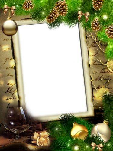 Collection of the author 24 PNG frames from Lantana - Happy New Year