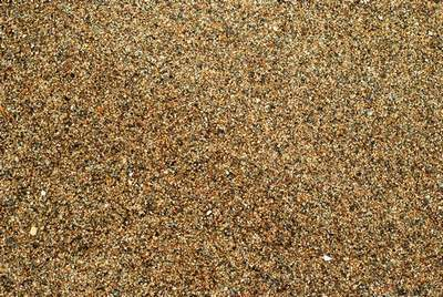 Set of sandy texture