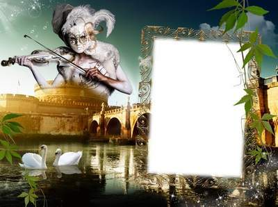 Picture frame - The greatness of Rome