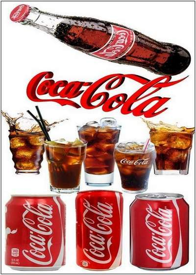 Clipart PNG Coca Cola drinks - 43 PNG Images