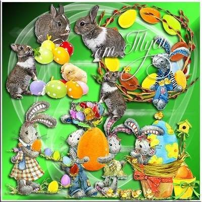 Clipart for Easter - Easter Blagovest
