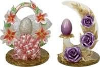 Easter clipart on a transparent background
