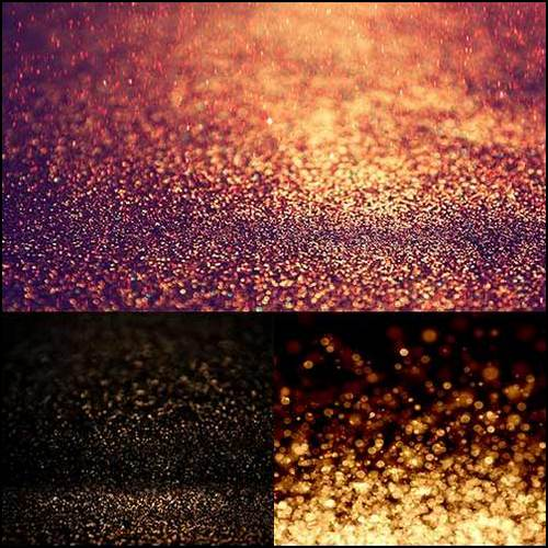 Glitter Lights Backgrounds - 15 UHQ JPG,  Up to 7616x5077 Pixels ,  131 MB