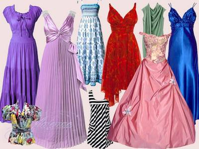 clip art free psd file Dresses download