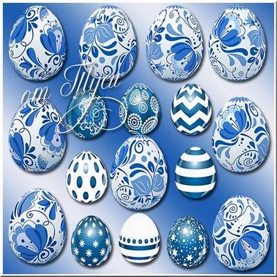 Clipart - Easter joy
