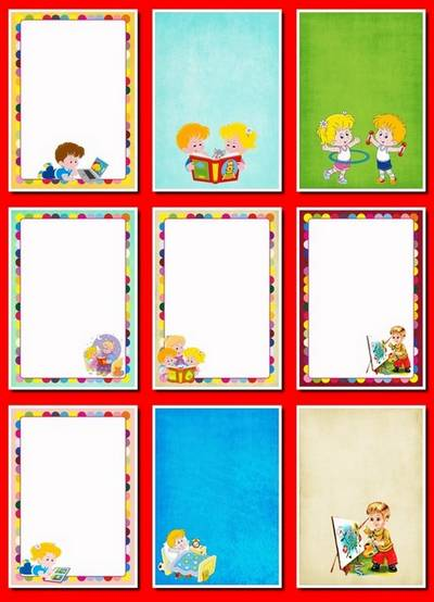 Baby Background - 17 PNG Images, A4, 2480х3507 px - 2480х3507 px