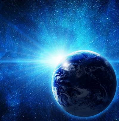 Space background Earth, sun, stars 17 jpg, ~ 4500x3400 px free download