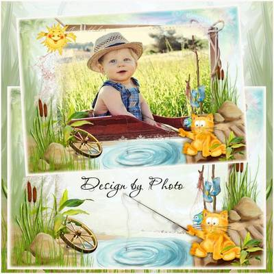 Free Baby photo frame psd template free download from google drive