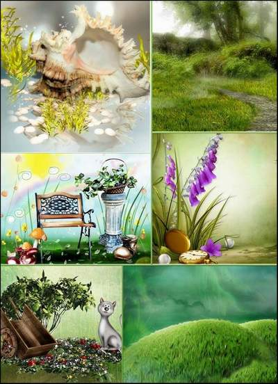 Photoshop Collage Backgrounds 100 JPG pictures ~ 1200 x 1440 px free download