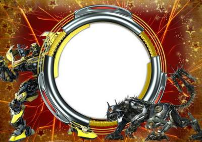 Frame for photoshop free download - Transformers 2