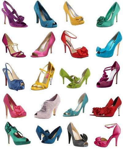 Shoes Clipart download - women's shoes free psd file