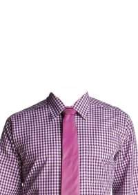Clothes Clipart psd download - Men's Shirt with tie free psd file