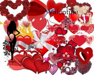 Heart Clipart psd download - free psd My heart belongs to you